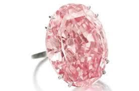 Pink Diamant Aux Encheres Par Sotheby S Ventes Precieuses